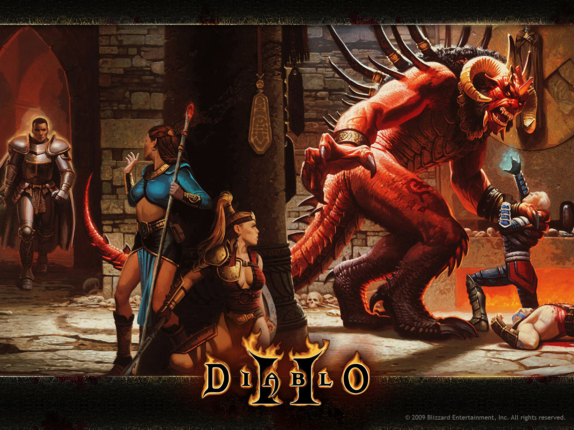 Diablo 2 hardcore ladder adult videos
