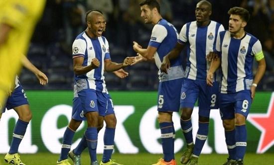 Porto 2 x 0 Maccabi Tel Aviv - Champions League 2015/16