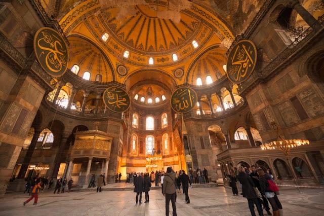 Ayasofya, İstanbul  Türkiye