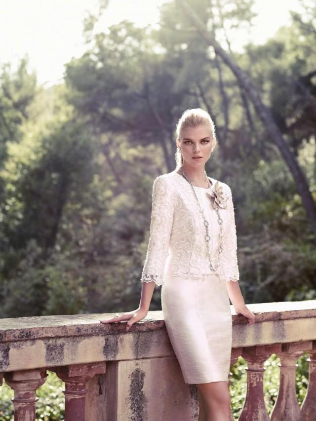Divinos vestidos de boda   Moda y Belleza para la madres de la novia