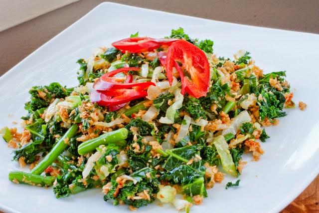 Resep Membuat Urap Sayuran Masakan Tradisional Indonesia