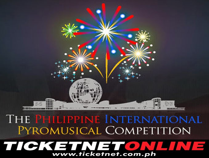 Philippine International Pyromusical Competition 2015