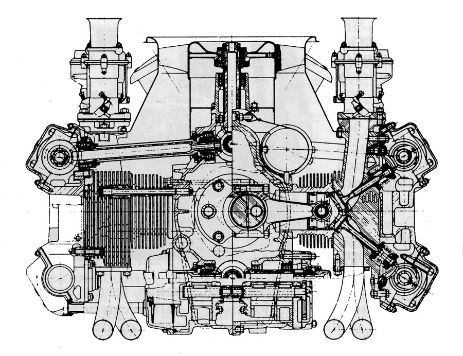 Auto neurotic fixation cutaway friday f1 engines porsche flat 8 malvernweather Image collections