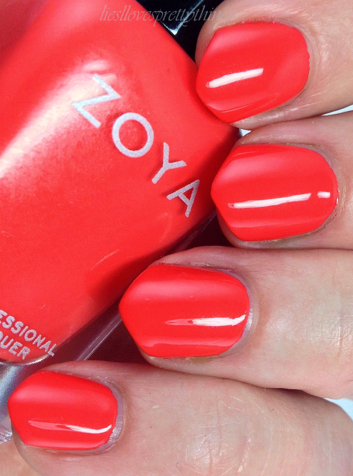 Zoya Rocha swatch and review