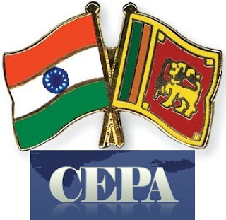 Sri Lanka not keen on CEPA with India