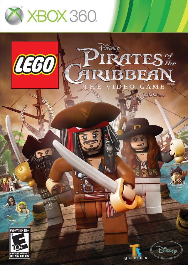 Lego Pirati Dei Caraibi Xbox 360 Lego Pirati Dei Caraibi Xbox