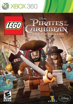 Lego: Pirati dei Caraibi Xbox 360