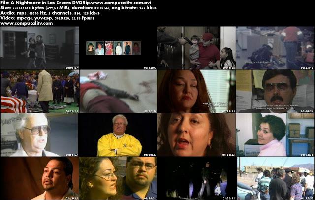 A Nightmare in Las Cruces DVDRip Subtitulos Español Latino Película 2011