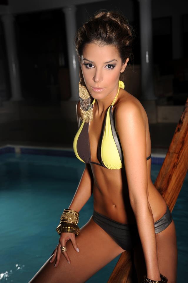 andrea devivo creazzo,miss earth colombia 2011