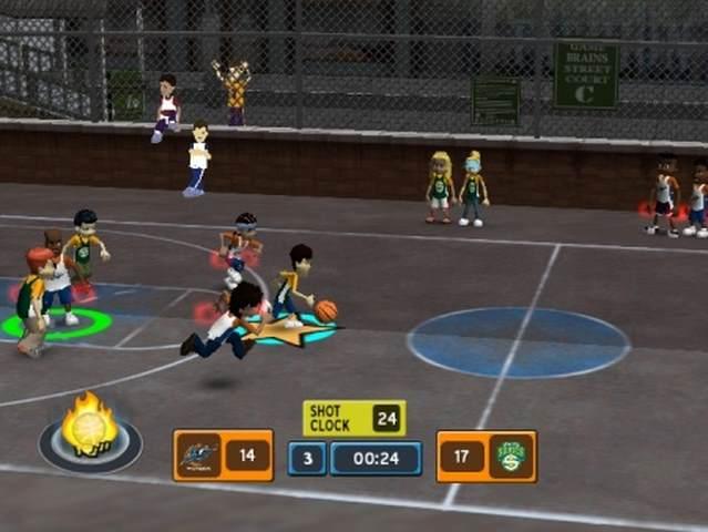 kids basketball videogame of all time backyard basketball 2007 is the