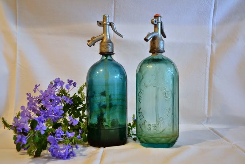 Bottiglie seltz