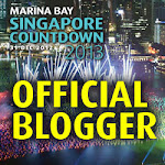 Marina Bay Countdown 2013