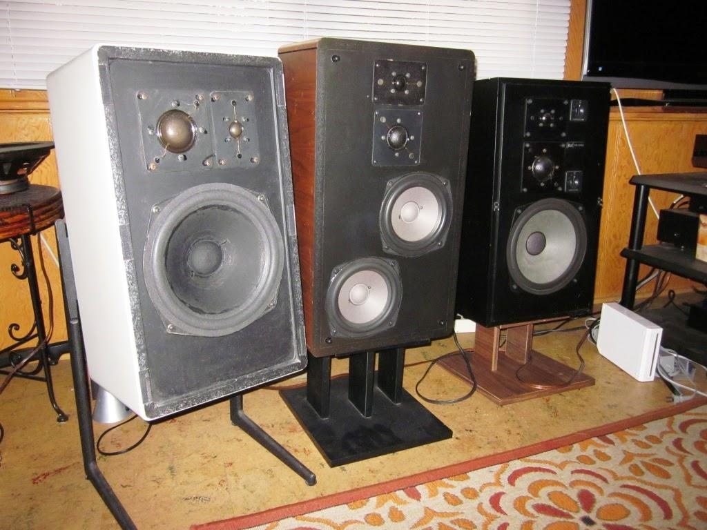 Speakerholic Braun L830 S Update