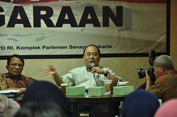 Prof. Satya Arinanto, Pakar Hukum Tata Negara
