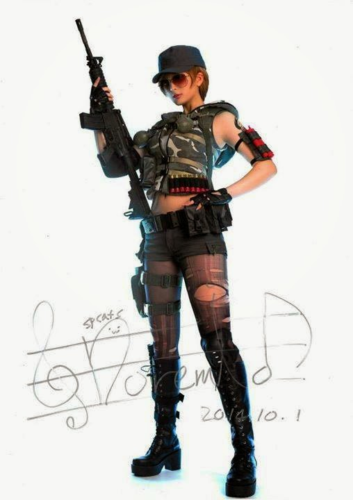 Kumpulan CosPlay/Kostum Point Blank Terbaru