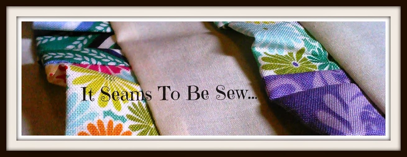It Seams To Be Sew...