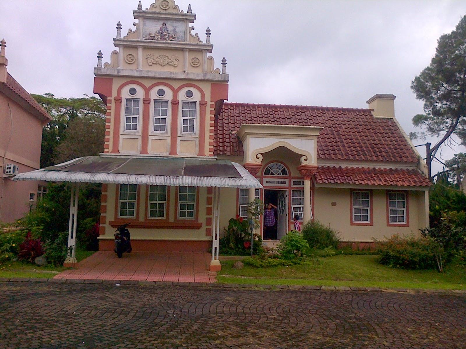 Sewa Villa Kota Bunga Puncak Murah