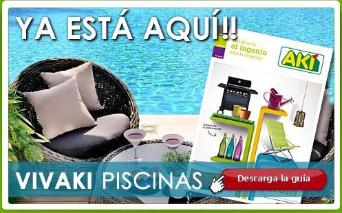 Brikoleando for Piscinas aki catalogo