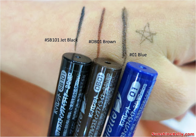 K-Palette Real Lasting Eyeliner 1 Day Tattoo, k-palette, japan, makeup