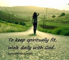 Keeping Spiritually Fit