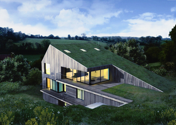 Here Are 25 Examples Of Architecture Being Used To Create Different Versions Off The Grid Homes