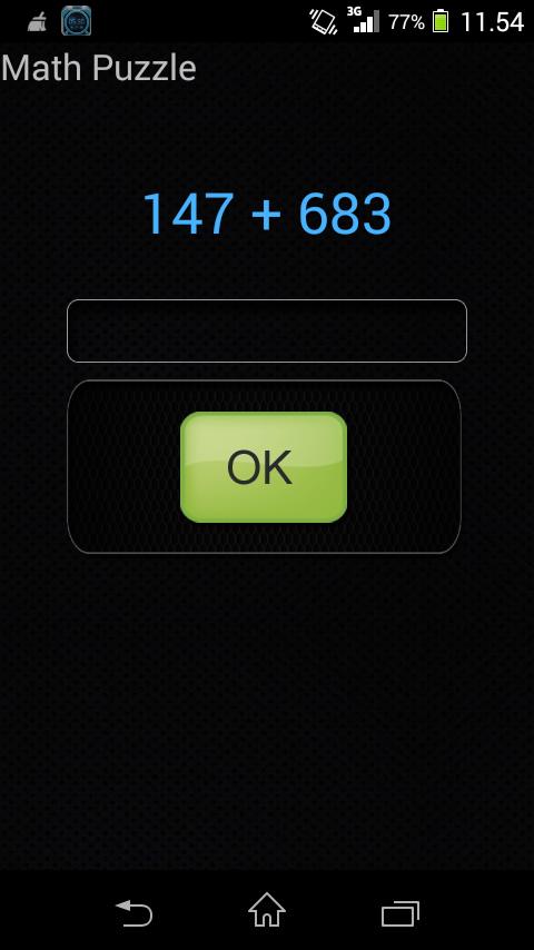 Download Aplikasi Alarm Puzzle Buat Kamu Yang Susah Bangun