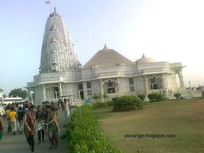 Birla temple white marble jaipur