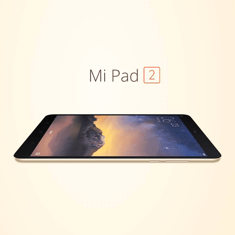 Xiaomi Mi Pad 2 Announced Too, Comes With A Powerful Intel Quad Core Chip! Price Starts At 7.4K Pesos!