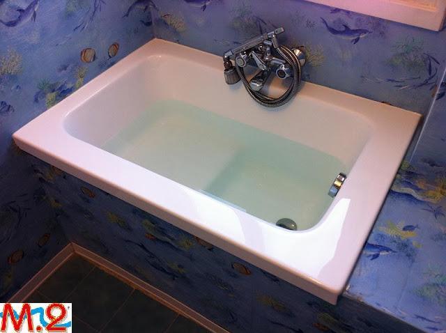 M.2 trasformazione vasca in doccia e sistema vasca nella vasca ...