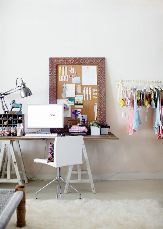 Comodoos interiores tu blog de decoracion oficina en - Decoracion oficina en casa ...