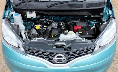 Spek Spesifikasi Mesin Nissan Evalia