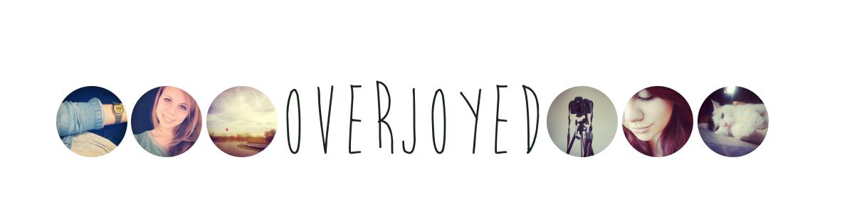 overjoyed!