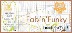 I was Top 3 at Fab'n'Funky!