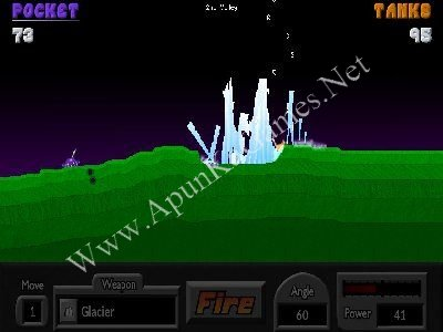 Pocket Tanks Deluxe | Free Download Game & Apk