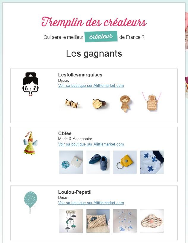 http://www.tremplindescreateurs.fr/ranking/winner-1-1.html