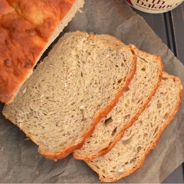 Sourdough Multi grain Sandwich Bread