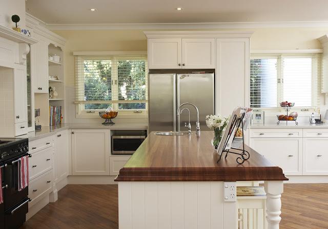 Los Principios Del Feng Shui En La Cocina 6 Varios diseños de cocinas modernas y acogedoras.
