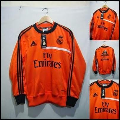 Sweater GO Madrid Orange