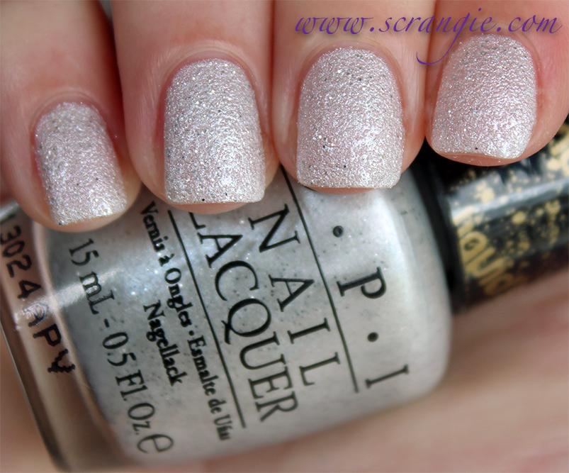 Opi Nail Polish Pearl White