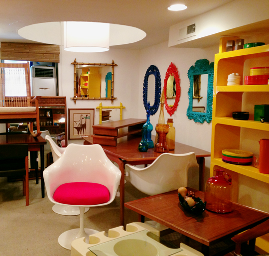 mid-century furniture in Washington, DC