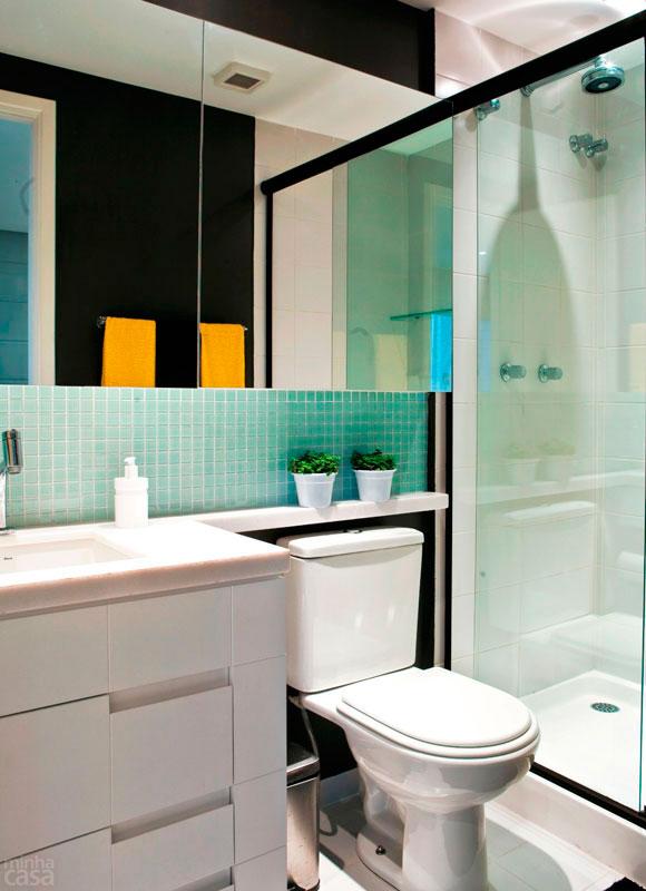 decoracao de ambientes pequenos banheiros:blog de decoração – Arquitrecos: Soluções para banheiros pequenos