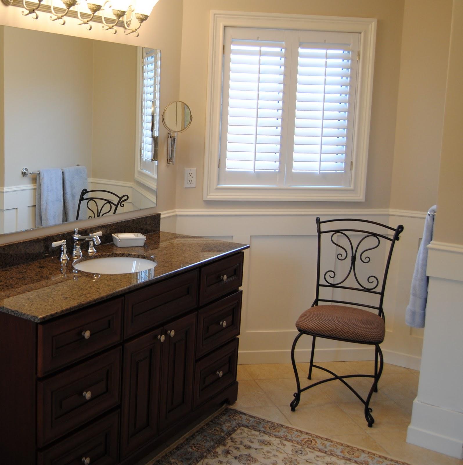 Master Bathroom Vanity