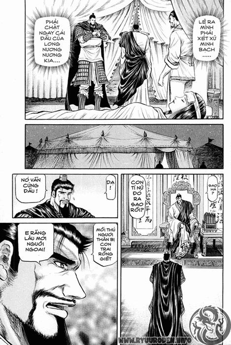 Chú Bé Rồng - Ryuuroden chap 43 - Trang 15