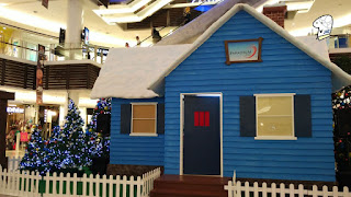 JAT Paradigm Mall Christmas decoration 2
