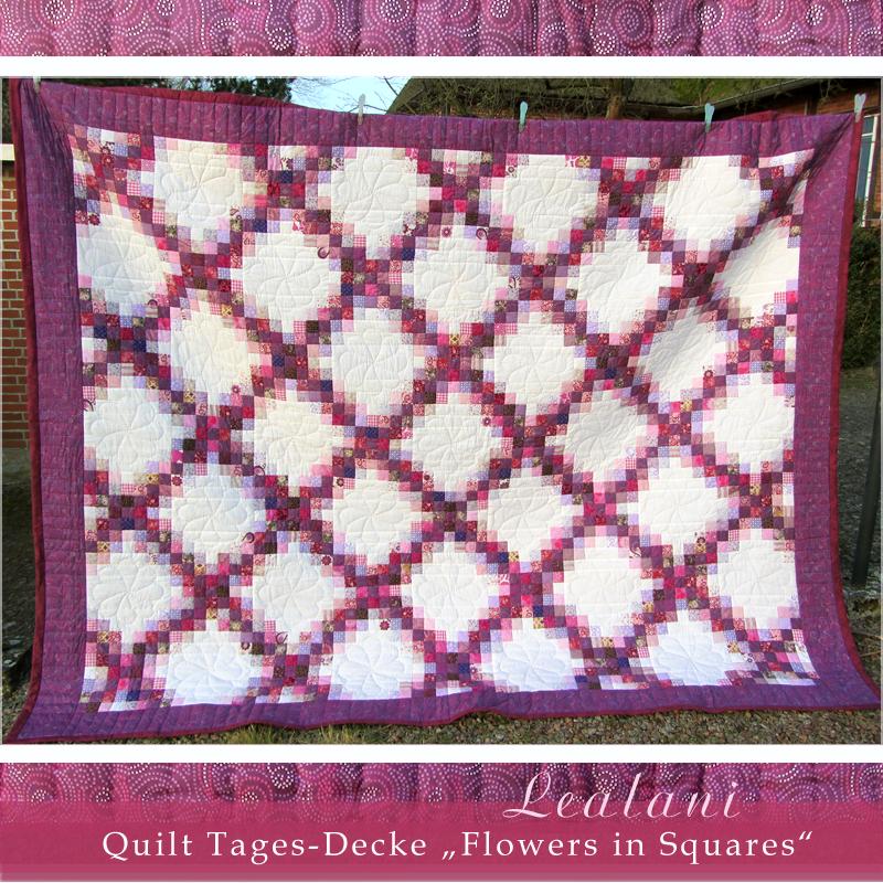 Lealani - Schnörkelwerk: Quilt Decken, Kissen und hübsche genähte ...