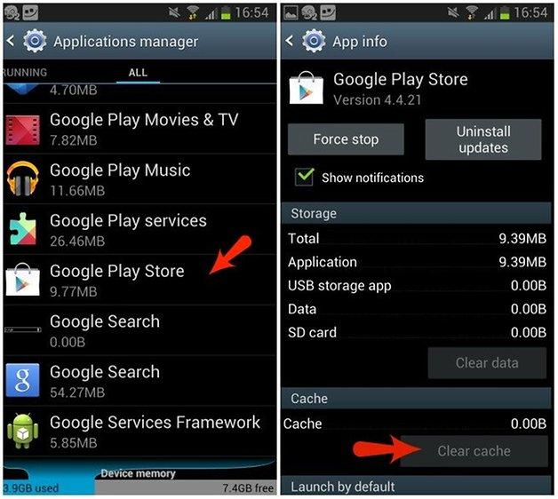 كيفية حل مشكلة تعطل أوعدم الإتصال بمتجر جوجل بلاي Google Play علي أندرويد