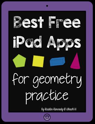Best FREE iPad apps for geometry practice