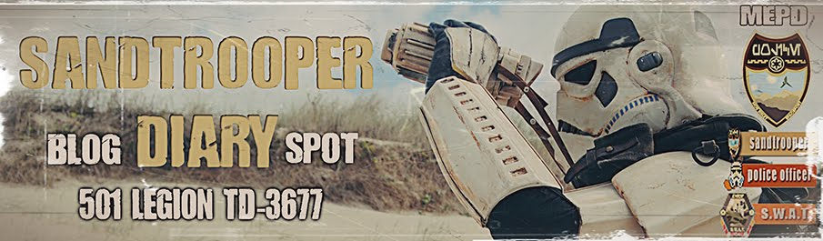 Sandtrooper . Diary