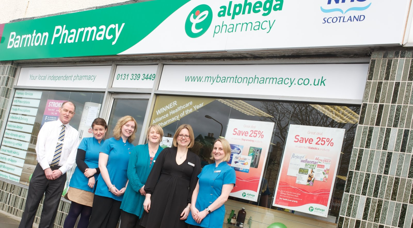 Barnton Pharmacy & Travel Clinic