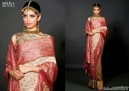 Fahay Hussayn Bridal Collection 2013-2014